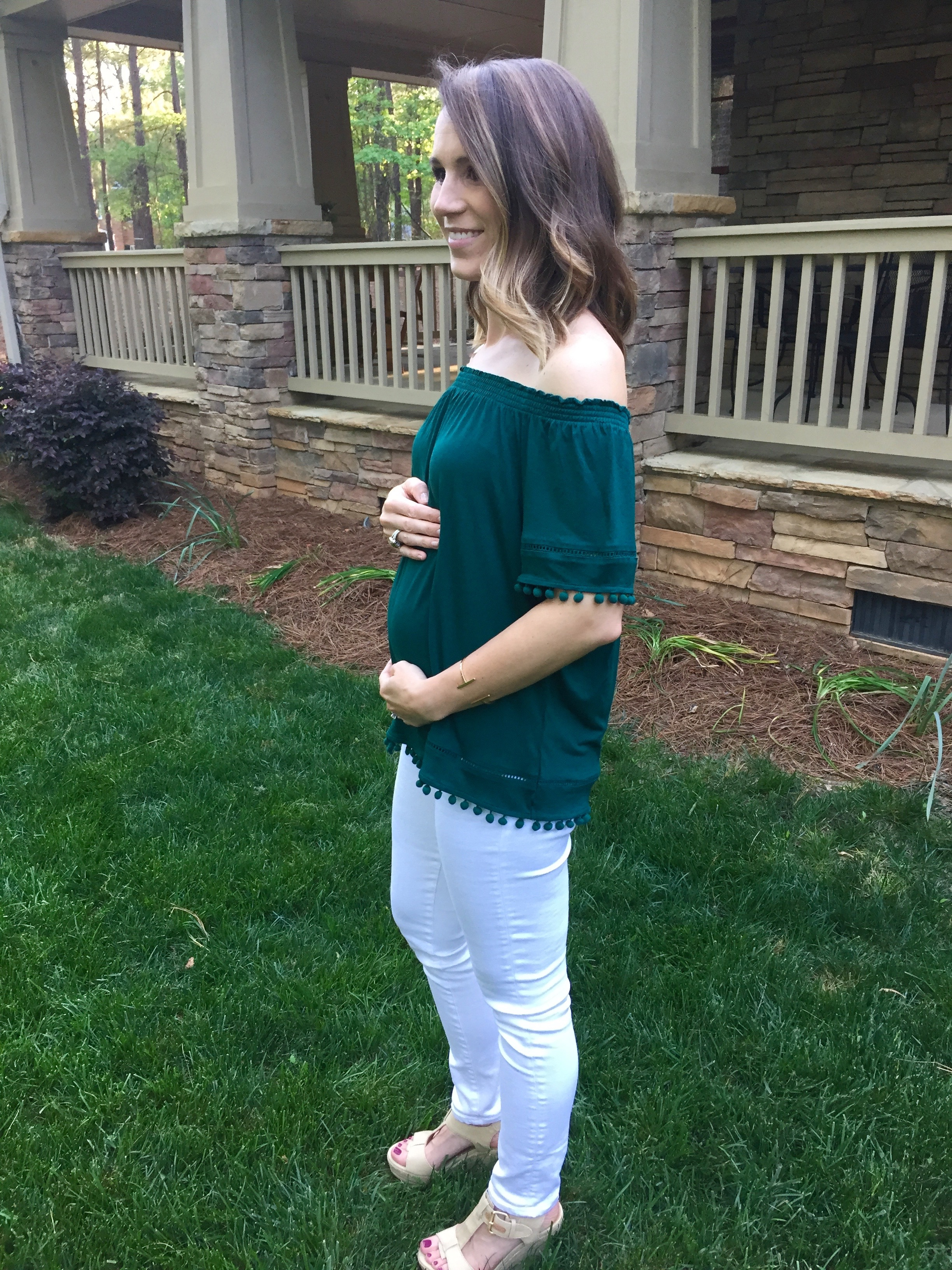 maternity style, 16 weeks pregnant