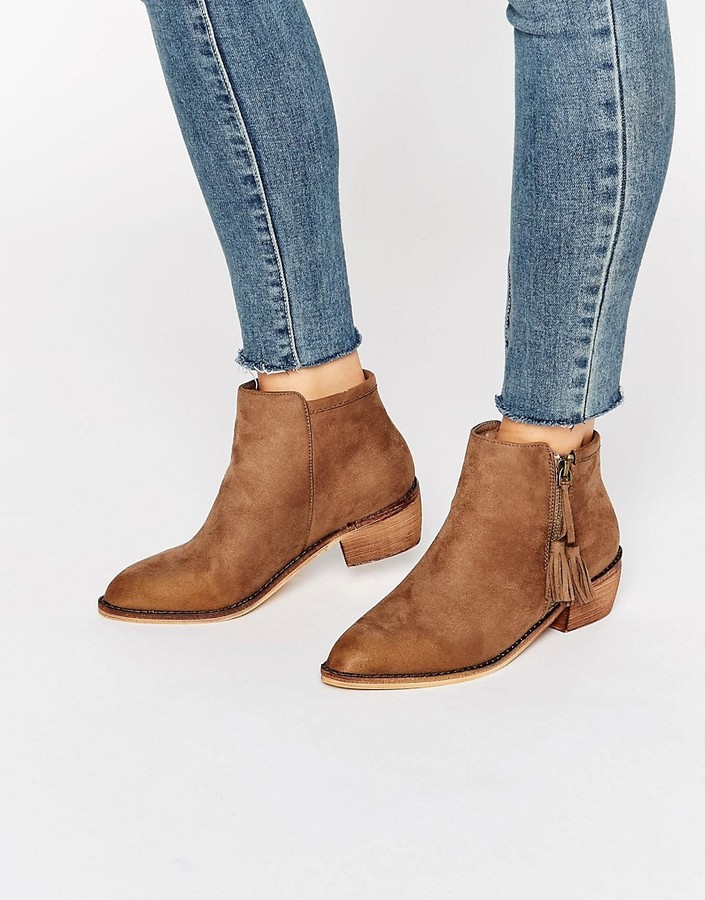 fall fashion ankle boots