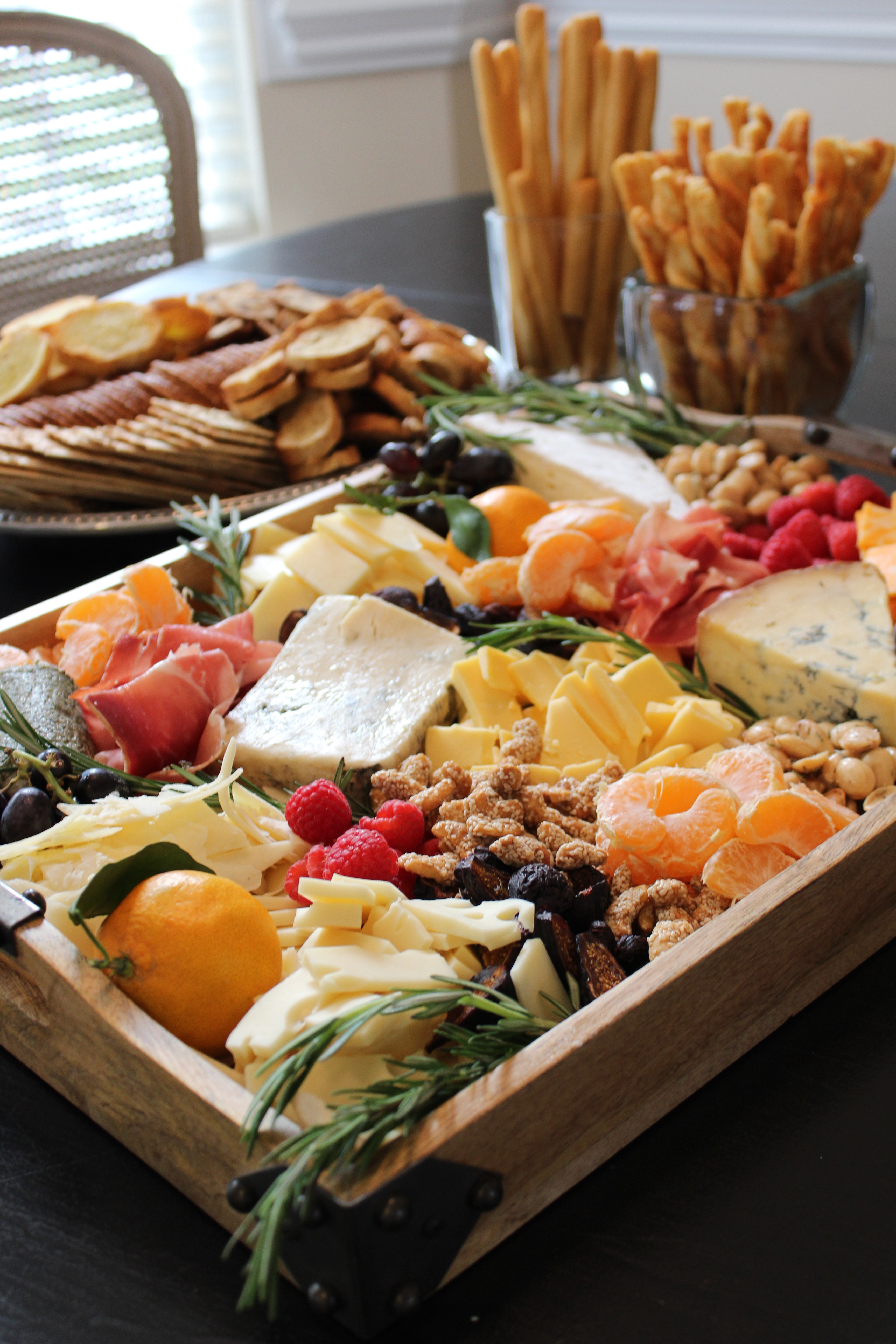 Cheese And Fruit Tray How To Sevenlayercharlotte